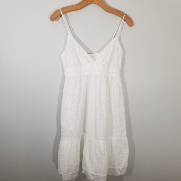 American Eagle Outfitters Dresses & Skirts - American Eagle white dress size 4